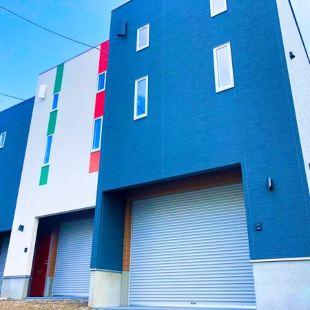 G-BASE須屋 全3戸<br>築年数:2020年1月
